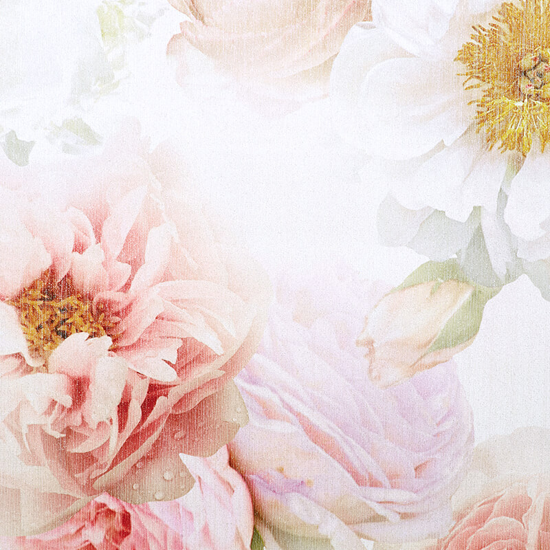 Cute Matching Computer Wallpapers Arthouse Bloom Floral Blush Glitter Wallpaper 257000
