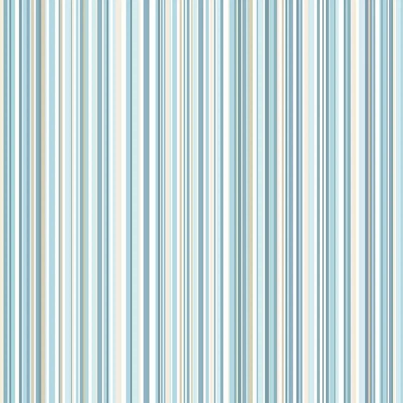 Cute Aqua Green Wallpaper Coloroll Martez Stripe Wallpaper In Blue M0799