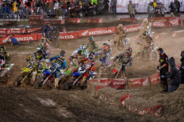 Start Supercross Daytona 2012
