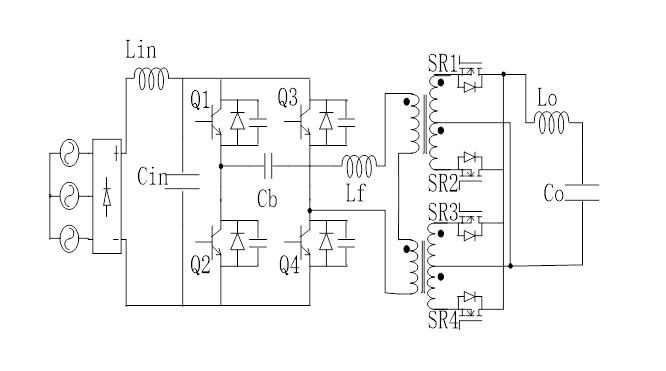 igbt with reverse recovery diode