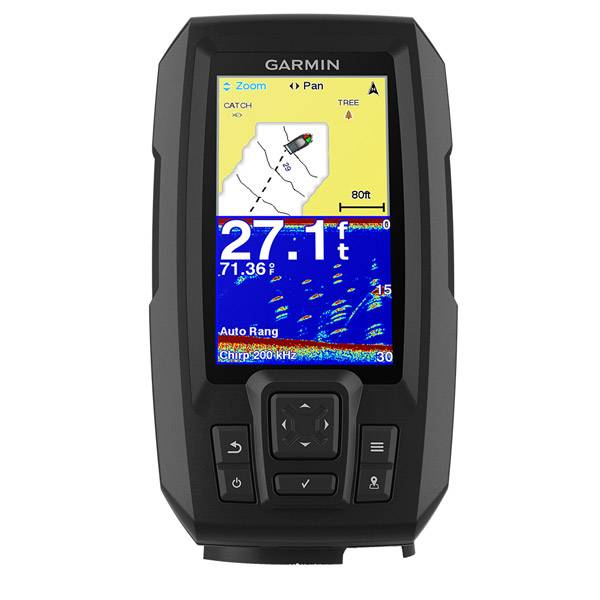 Striker Plus 4 Fishf by GARMIN
