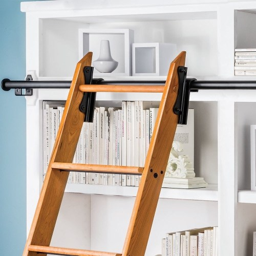 Medium Crop Of Library Ladder Kit