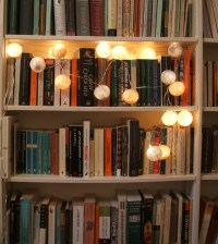 Lighting Bookshelves | Lighting Ideas