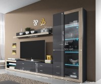 2018 Latest Wall Units For Living Room