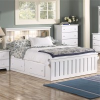 15 Best Collection of Bed Frame Bookcases
