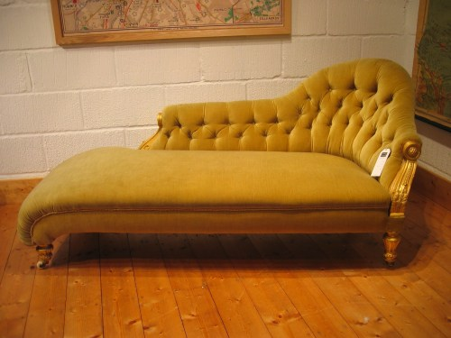 Medium Of Small Chaise Lounge Couch