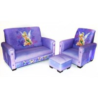 Disney Sofa Chair Minnie Mouse Upholstered Sofa Chair With ...
