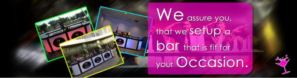 Gq mobile bar philippines   the best mobile bar for rent in the metro