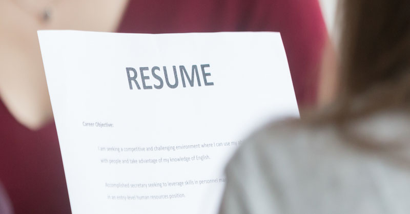Resume Tips What To Include  Exclude
