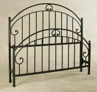 Charleston Wrought Iron Beds - headboards by Grace