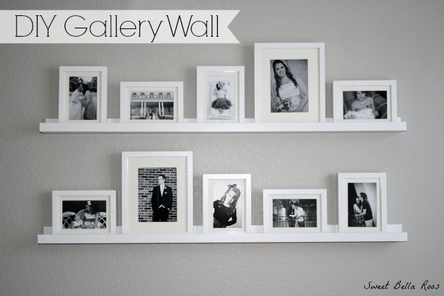 Diy Photo Gallery Wall Grace And Good Eats