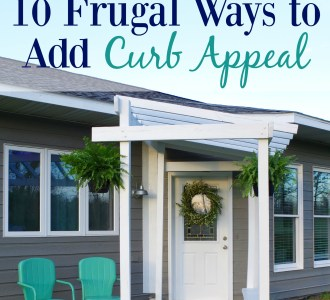 10 Frugal Ways to Add Curb Appeal