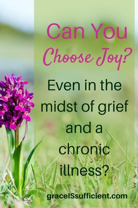 can you choose joy
