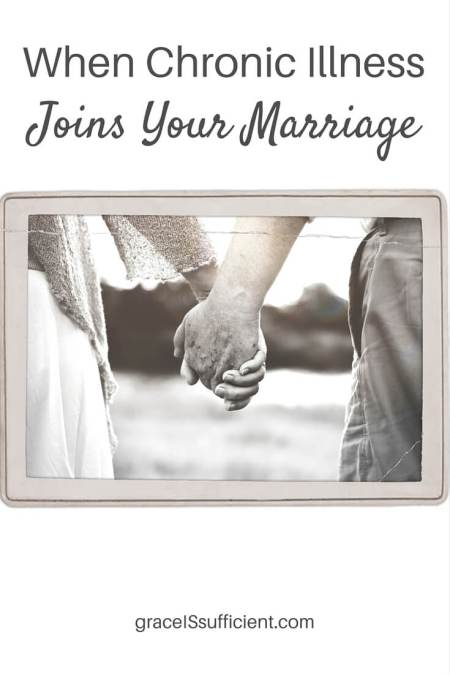 chronic illness joins your marriage