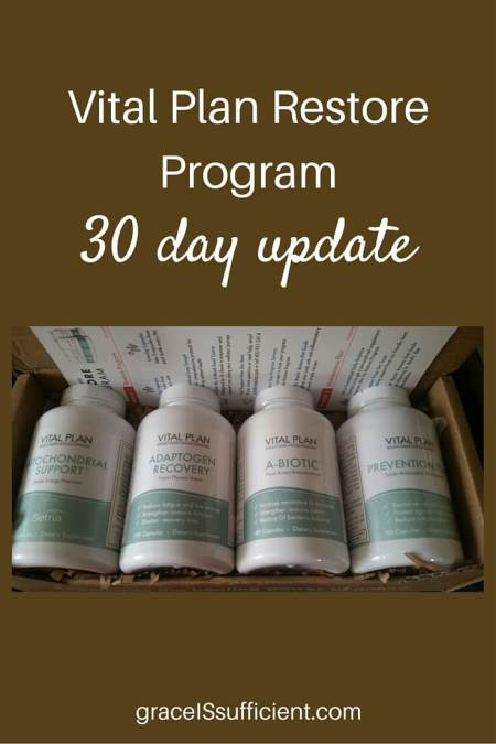 Vital Plan Restore Program