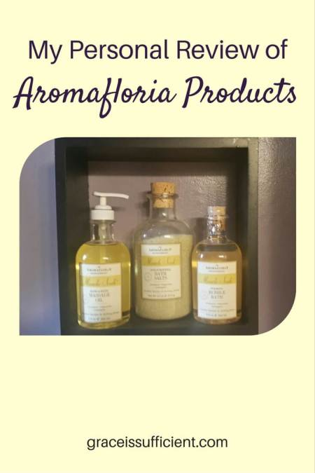 review of aromafloria