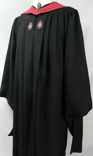 Custom-Crafted Doctoral Robes by University Cap  Gown