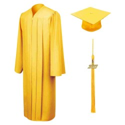 Small Crop Of Graduation Tassel Side