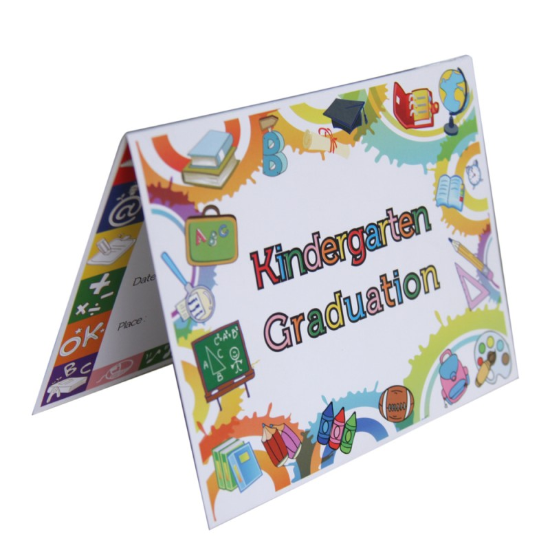 High School Graduation Program Covers - graduation program covers