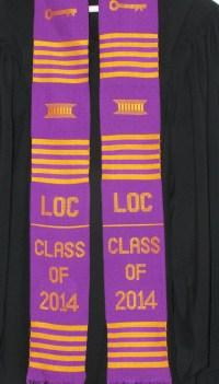Bulk Custom Kente Stoles - Graduation-Stoles.com