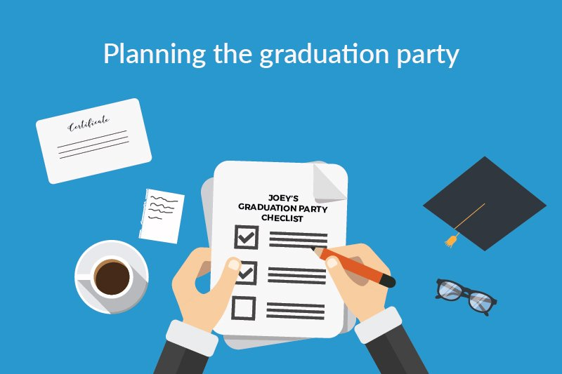 Graduation Party Planning Timeline GraduationSource