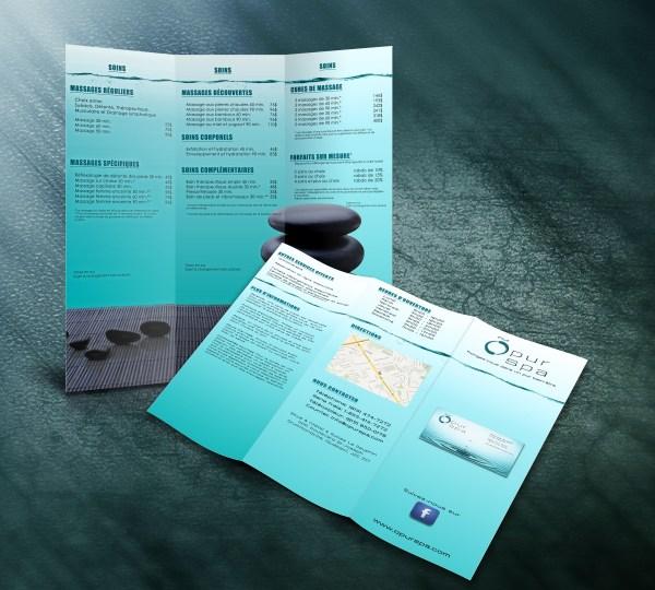 Brochure (Opur Spa)
