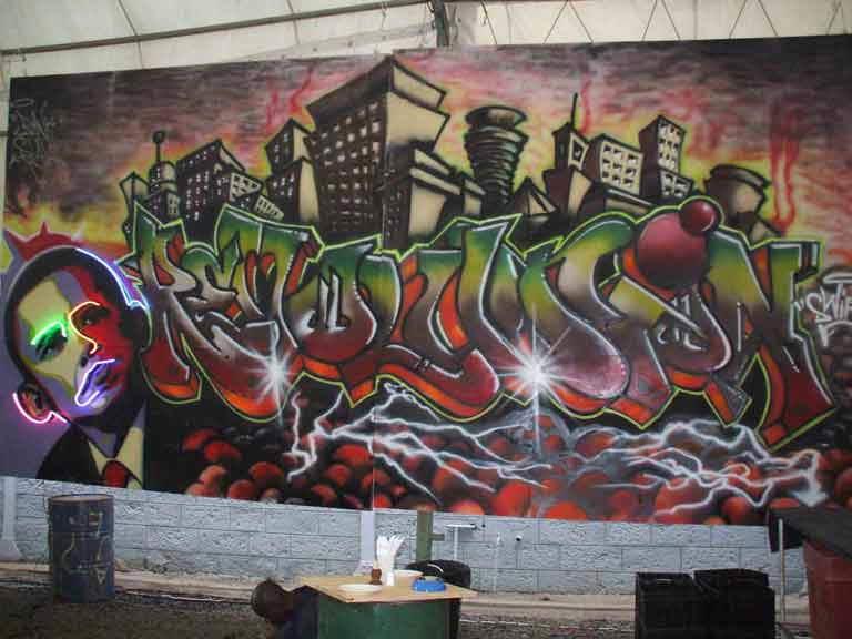 Graffiti Wallpaper Hd Art Crimes Africa 1
