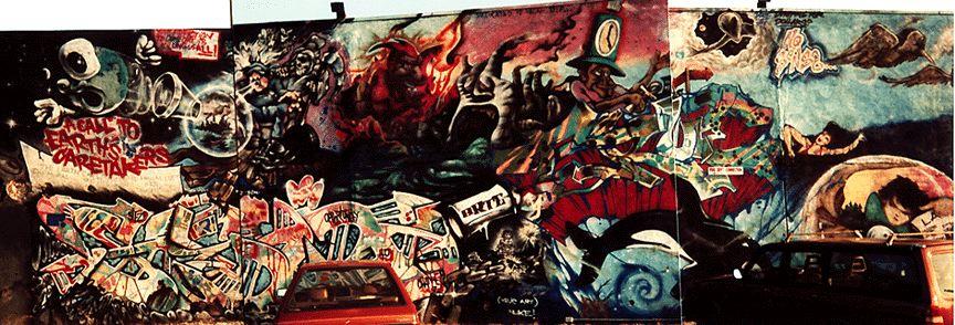 3d Street Wallpaper Art Crimes Los Angeles 8