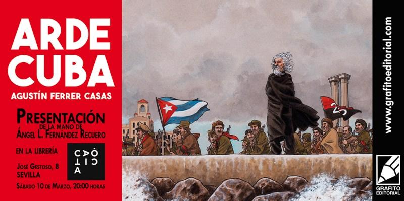 Arde Cuba Presentación Caótica
