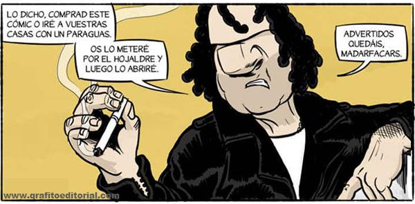 Chorizos-atraco-a-la-española-comic