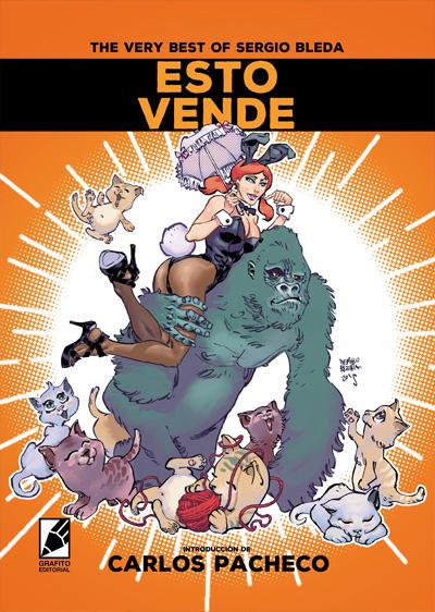 Portada del cómic ESTO VENDE de Sergio Bleda