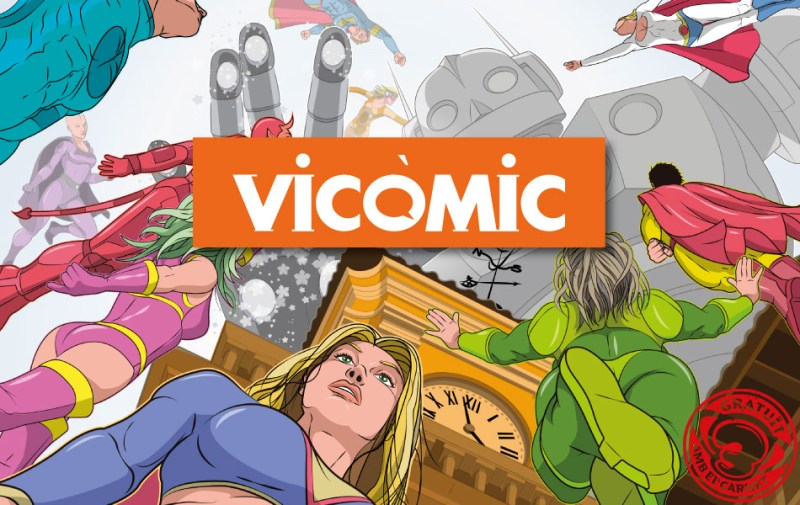 VICOMIC GRAFITO EDITORIAL