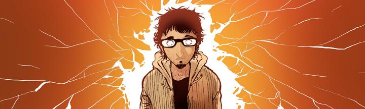 Victor Araque  es el autor de BUKSON, un cómic que enseña que cursar la carrera de Medicina en el futuro, no será nada fácil.