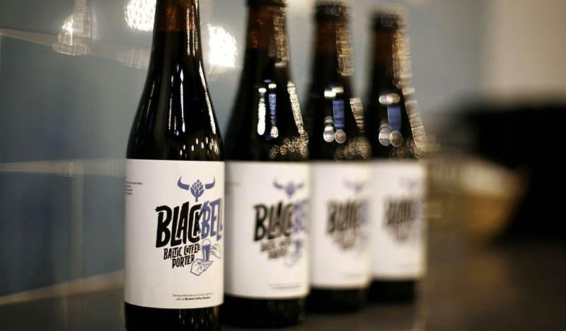 blackbell, cerveza de zeta beer