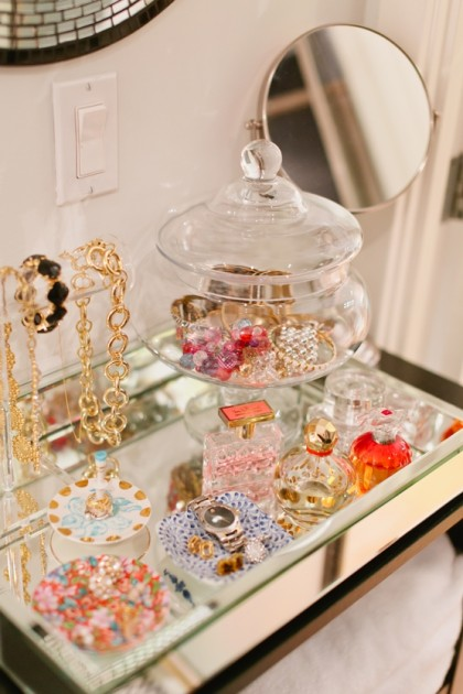 House Party: Jewelry Storage Ideas