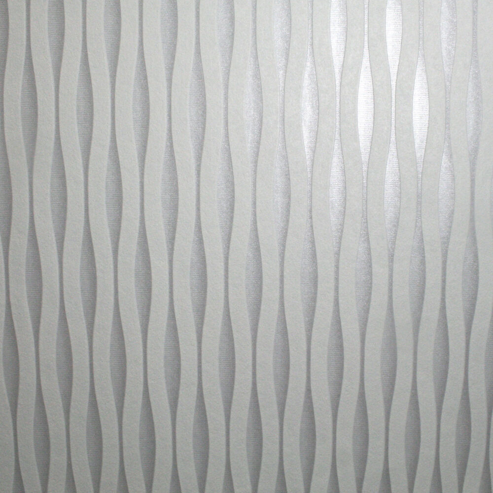 Black White And Silver Striped Wallpaper Lucid White And Silver Wallpaper Grahambrownuk