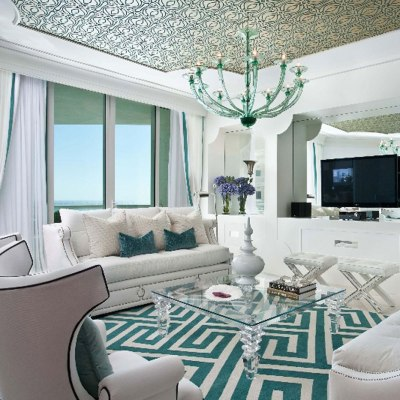 How to Wallpaper a Ceiling | Ceiling Wallpaper Ideas | Tips & Advice