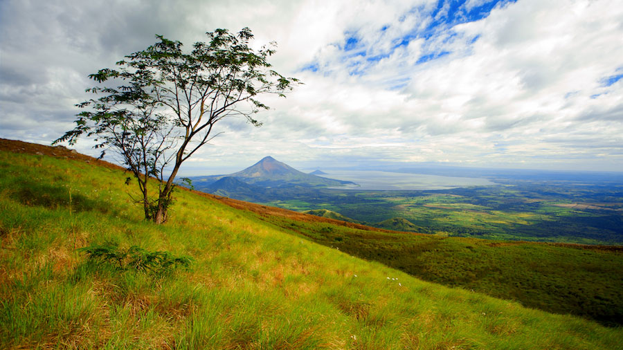 Volcanic Peaks, Nicaragua