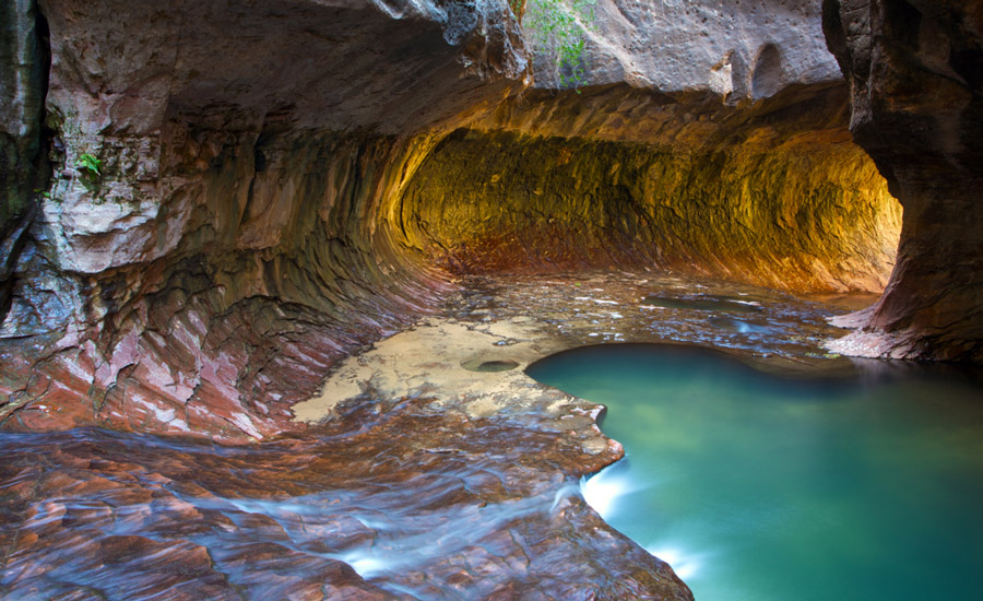 The-Subway-Zion-National-Park