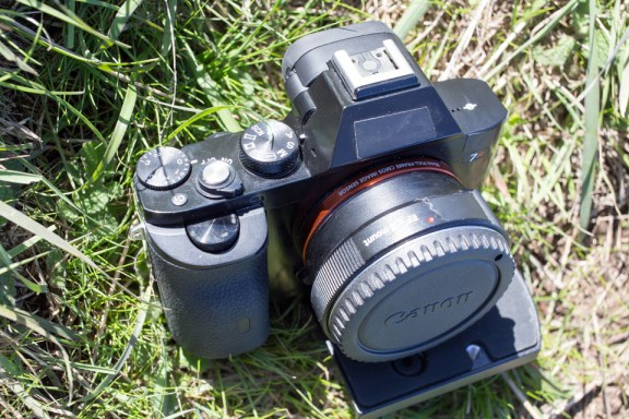 Sony A7R Durability and Design