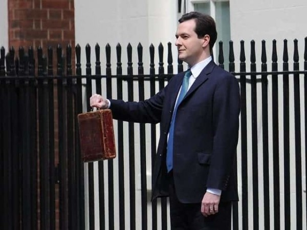 George Osborne, Chancellor