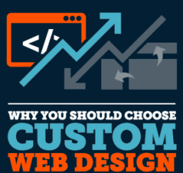Custom web design or template? How to choose between the two