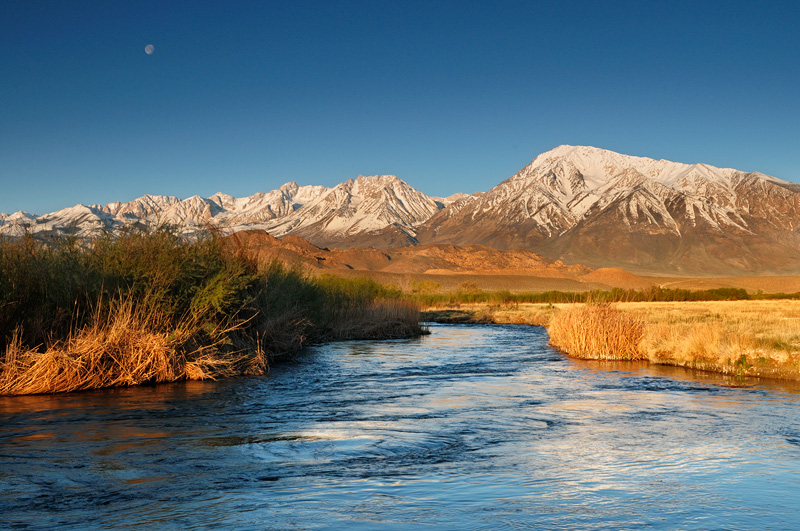 Gorgeous Fall Wallpaper Eastern Sierra Fly Fishing And Scenic Landscape Photography