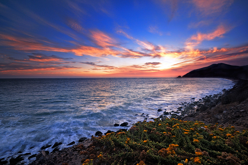 Fall Foliage Wallpaper Screensavers Scenic California Beaches And Coastal Landscape Photography