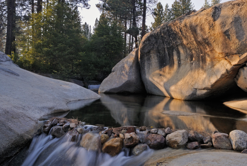 Fall Nature Scenes Wallpaper Kern River Sierra Nevada Fly Fishing Photography