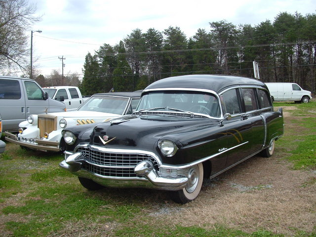 used old cadillacs for sale