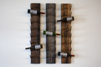 Wooden Wine Rack Cabinet - simplytheblog.com