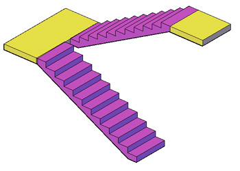 Autodesk Advance Concrete How Do I Create Stairs In