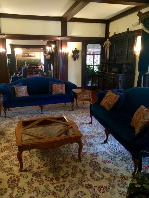 Medium Of Mansion Living Room