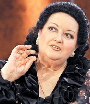Caballe 80 year old Montserrat Caballé cancels concerts after breaking an arm